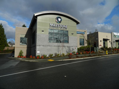Front of Building - Pediatric and Family Dentists in Covington, WA