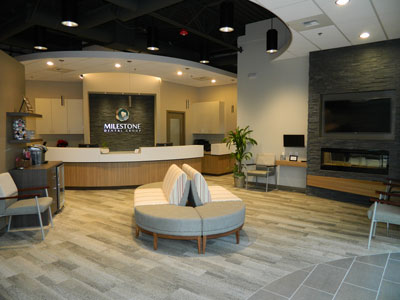 Front Lobby - Pediatric and Family Dentists in Covington, WA