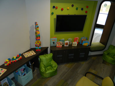 Kids Playroom - Pediatric and Family Dentists in Covington, WA